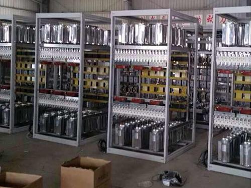 矿热炉电容器