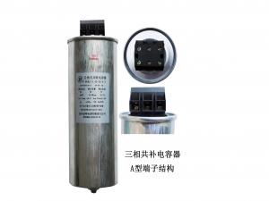 低压滤波电容器A型端子结构