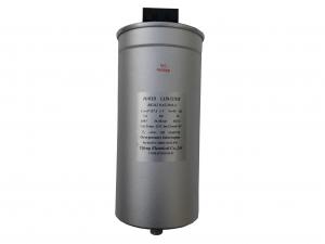 喷砂滚槽电容器